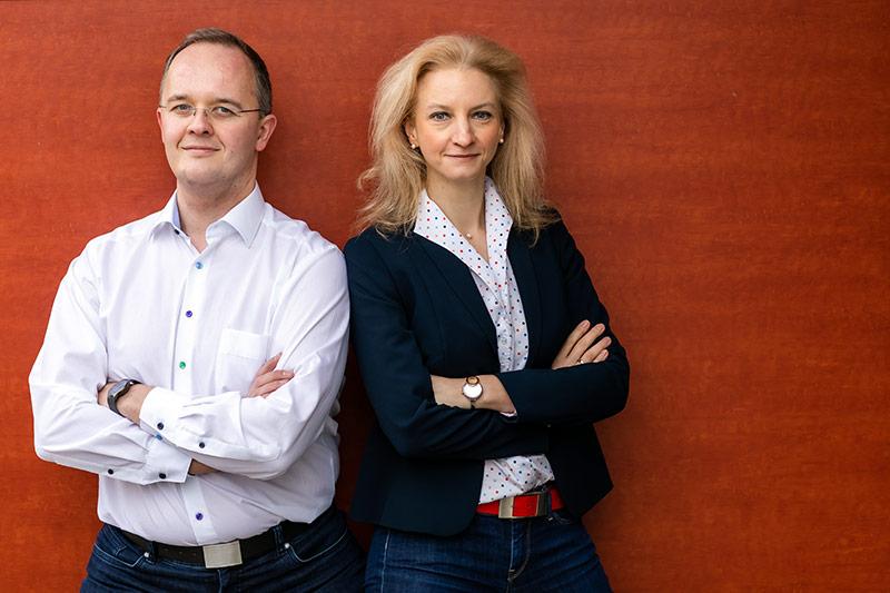 Joachim und Pamela Wendler bei EuroZOLL